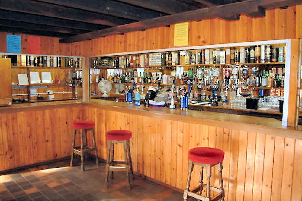 rafters bar